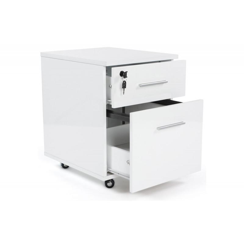 caisson tiroir blanc le r ve chez vous. Black Bedroom Furniture Sets. Home Design Ideas