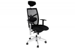 fauteuil de bureau MESH noir