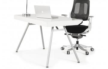 Meuble de bureau design CORPO blanc