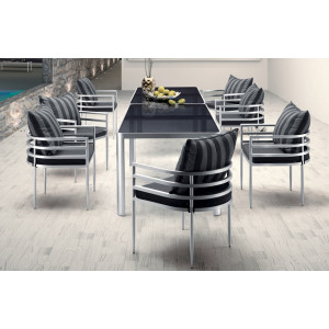 ensemble repas pour 6 personnes le r ve chez vous. Black Bedroom Furniture Sets. Home Design Ideas