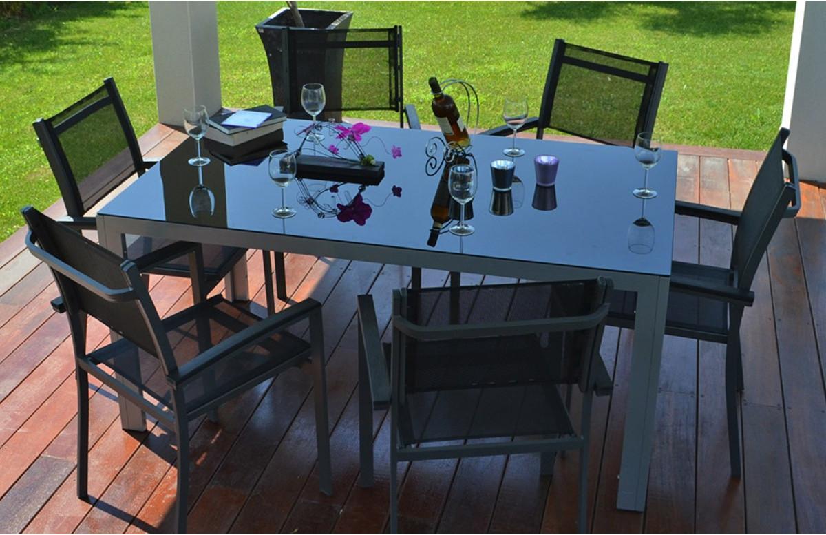 Table 6 Personnes 180x90cm