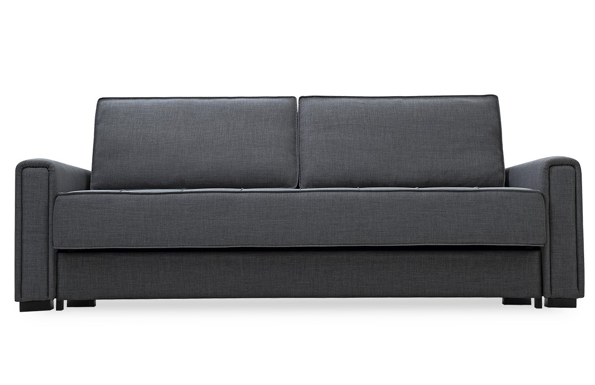 Canapé convertible ICARE noir