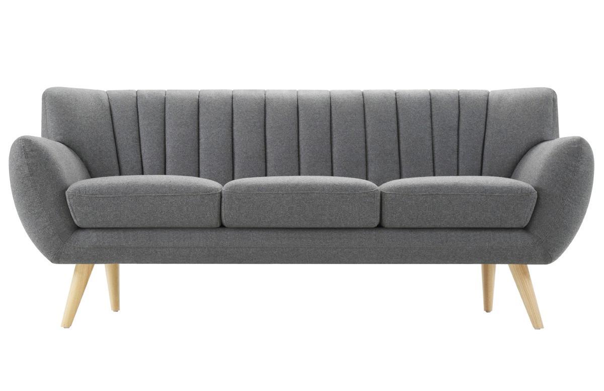 Canapé scandinave OSLO gris