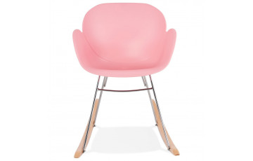 Élégante chaise à bascule moderne - Knebel