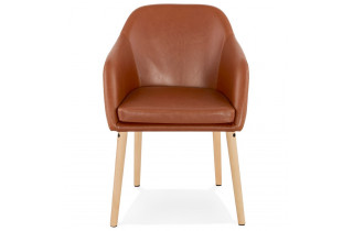 Fauteuil design saloon vintage - Madox