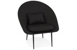Fauteuil lounge avec coussin amovible - Parabol