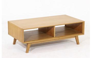 Table basse teck naturel DELORM