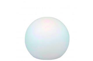 Boule lumineuse d'extérieur filaire bully 60 blanc NEWGARDEN