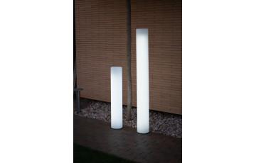 Lampe extérieure sur pied filaire fity 160 blanc NEWGARDEN