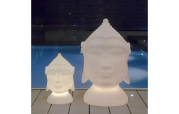 Mobilier décoratif lumineux d'extérieur filaire goa 70 blanc NEWGARDEN