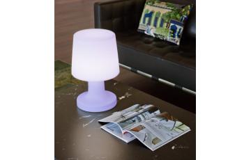 Lampe extérieure filaire à poser carmen 45 blanc NEWGARDEN