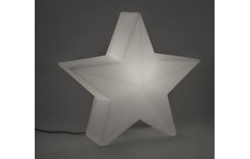 Mobilier décoratif lumineux d'extérieur filaire nova 60 blanc NEWGARDEN