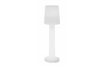 Lampe extérieure sur pied rechargeable carmen 110 NEWGARDEN