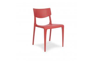 Chaise de jardin empilable TOWN en polypropylène EZPELETA