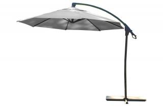Parasol de jardin déporté inclinable 3m Malaga DCB Garden