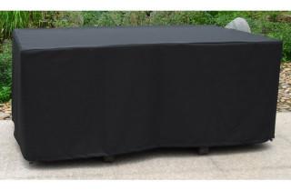 Housse de protection table de jardin rectangulaire 6-10 personnes 170x105 DCB Garden