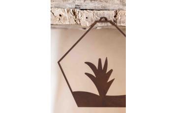 Décoration de jardin en corten bruni TERRARIUM - TrackDesign par Alessandra Savio