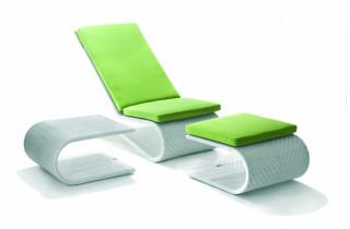 Bain de soleil en aluminium EQUINOXE - Hémisphère Editions