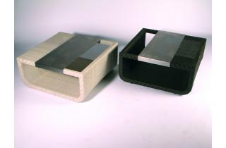 Desserte en aluminium SUMMERTIME - Hémisphère Editions