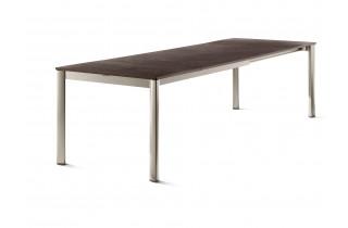Table de jardin extensible aluminium/Vivodur 10 personnes - Sieger Exclusiv