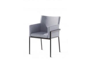 Fauteuil salon de jardin aluminium/Sunproof Morena - Sieger Exclusiv