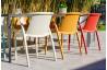 Ensemble table et chaises de jardin 8 personnes Ezpeleta Meet-Fado
