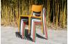 Ensemble table et chaises de jardin 8 personnes Ezpeleta Meet-Town