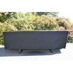Housse de protection table de jardin et encastrable 210x105 - 8 personnes
