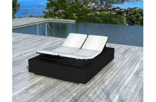 Bain de soleil design double DELORM