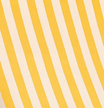 Rayé jaune