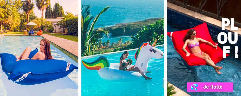 Plouf - Accessoires de piscine