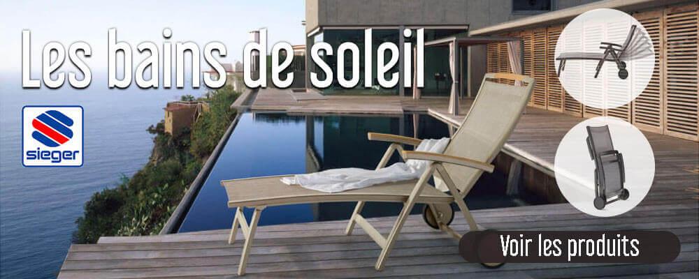 Bains de soleil Sieger