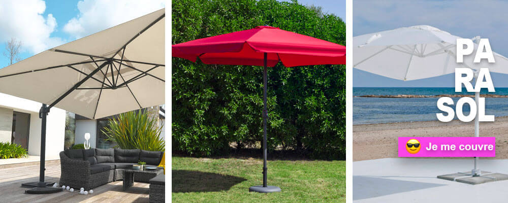 Nos parasols
