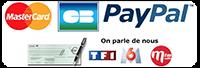 Logos paiements